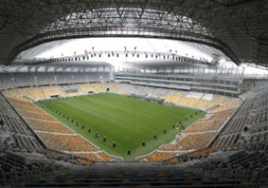 Champions League final in Kyiv attended by 61,561 spectators