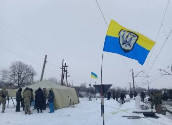 Donbas trade blockade organizers say it will go on