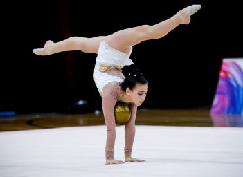Kyiv to host European Rhythmic Gymnastics Championship in 2020