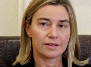 EU continue to be united on keeping sanctions against Russia - Mogherini
