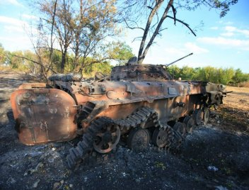 Some 26 civilians killed, 135 injured in Donbas from mid-May to mid-Aug