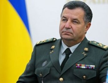 Poltorak notes importance of creating powerful Armed Forces along with introducing peacekeepers in Donbas