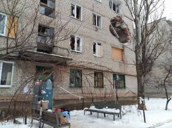 Poroshenko, ICRC president condemn situation aggravation in Avdiyivka, discuss steps to prevent repeated incidents
