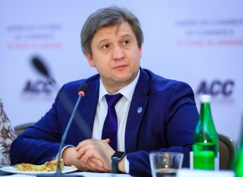 Ukrainian finance minister requests state security protection