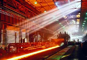 Growth in industrial production in Ukraine in Feb comes to 7.6% for the first time in three years