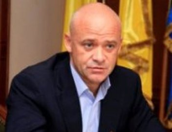 Court releases Odesa mayor Trukhanov against guarantee of MP Holubov