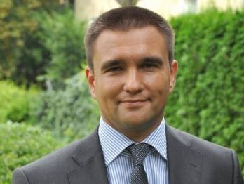 Klimkin, Moldova deputy PM discuss coordination of steps to ensure two countries' territorial integrity