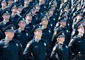 Over 2,300 law enforcers to maintain public order in Odesa on May 2