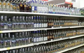 Finance ministry backs increase of minimum alcohol prices