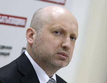 Turchynov calls for vote count audit in Kyiv council elections