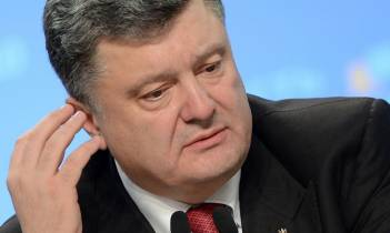Poroshenko hopes for strengthening and expansion of U.S. sanctions against Russia