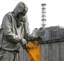 Radiation levels normal in Chornobyl zone