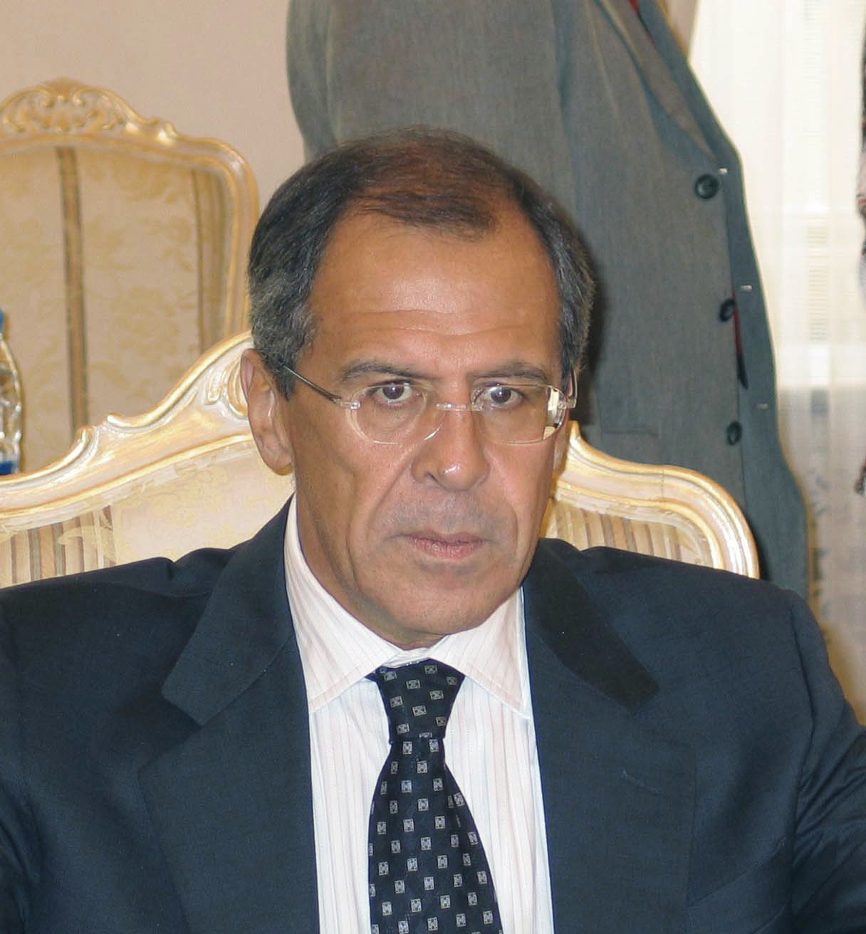Russia's view on Syria will not change - Lavrov