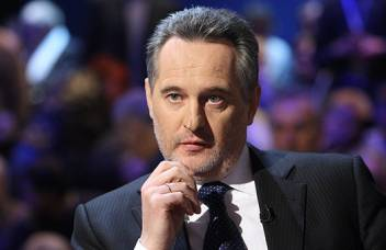 Russia grabs half of Firtash's business for gas supply from Central Asia in 2003