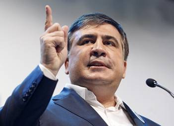 Saakashvili launches indefinite hunger strike