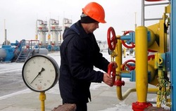 Naftogaz says rise in gas prices for industrial consumers linked with 8-12% rise in price in Europe