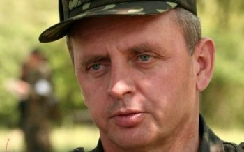 Ukrainian General Staff Head fears some of Russian troops may stay in Belarus after West 2017 training