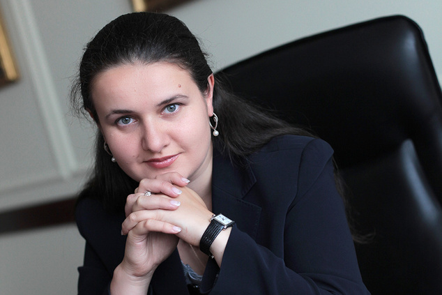 Markarova appointed acting Finance Minister