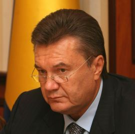 Yanukovych claims responsibility for events ongoing in Ukraine