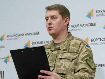 Three Ukrainian soldiers killed, ten wounded in ATO zone on Thursday
