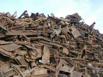 Rada prolongs increased export duty on scrap metal for another two years