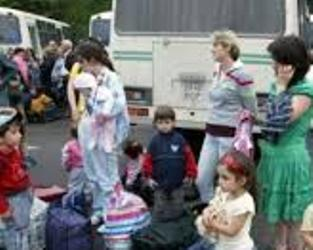 Over 117,000 are IDPs in Ukraine, 168,000 crossed into Russia - UN Refugee Agency