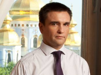 Klimkin regards the 'Artemenko Plan' deliberate surrender of Crimea to aggressor