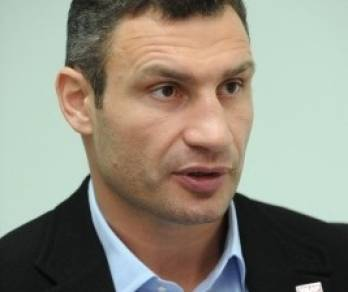 Vitali Klitschko to participate in U.S. WBC annual convention, hold meetings with U.S. politicians