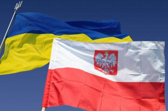 Ukrainian, Polish military officials discuss Russia-Belarus military exercise