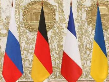 'Normandy format' FMs could meet during Munich conference