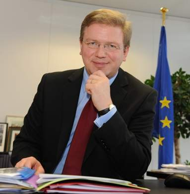 Fule: Pressure on Ukraine to prevent signing of Association Agreement with EU is unacceptable