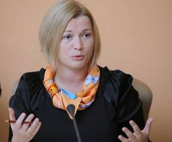 Release of hostages will be key issue at talks on 'roadmap' - Gerashchenko