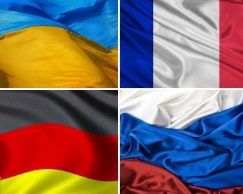 Normandy format leaders support planned August 23 ceasefire on occasion of academic year beginning