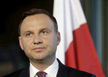 Duda's Chancellery confirms his visit to Ukraine on Dec 13