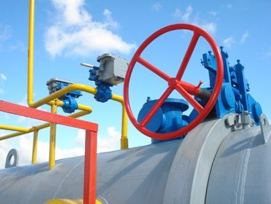 Ukraine boosts gas consumption by 4% in four months