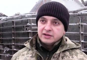 Two Ukrainian soldiers injured in night shelling in Donbas