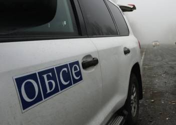 ATO HQ warns about imminent provocations against OSCE in Donbas