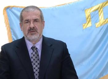 Chubarov learns from media on criminal case opened by Russia security services