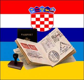 Croatia supports early adoption of EU decision on visa free regime for Ukraine and Association Agreement