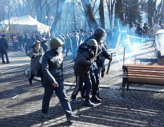 Court allows questioning of two citizens of Georgia as witnesses of Feb 2014 Maidan shooting in Kyiv