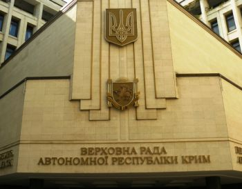 Buildings of Crimean parliament and govt seized