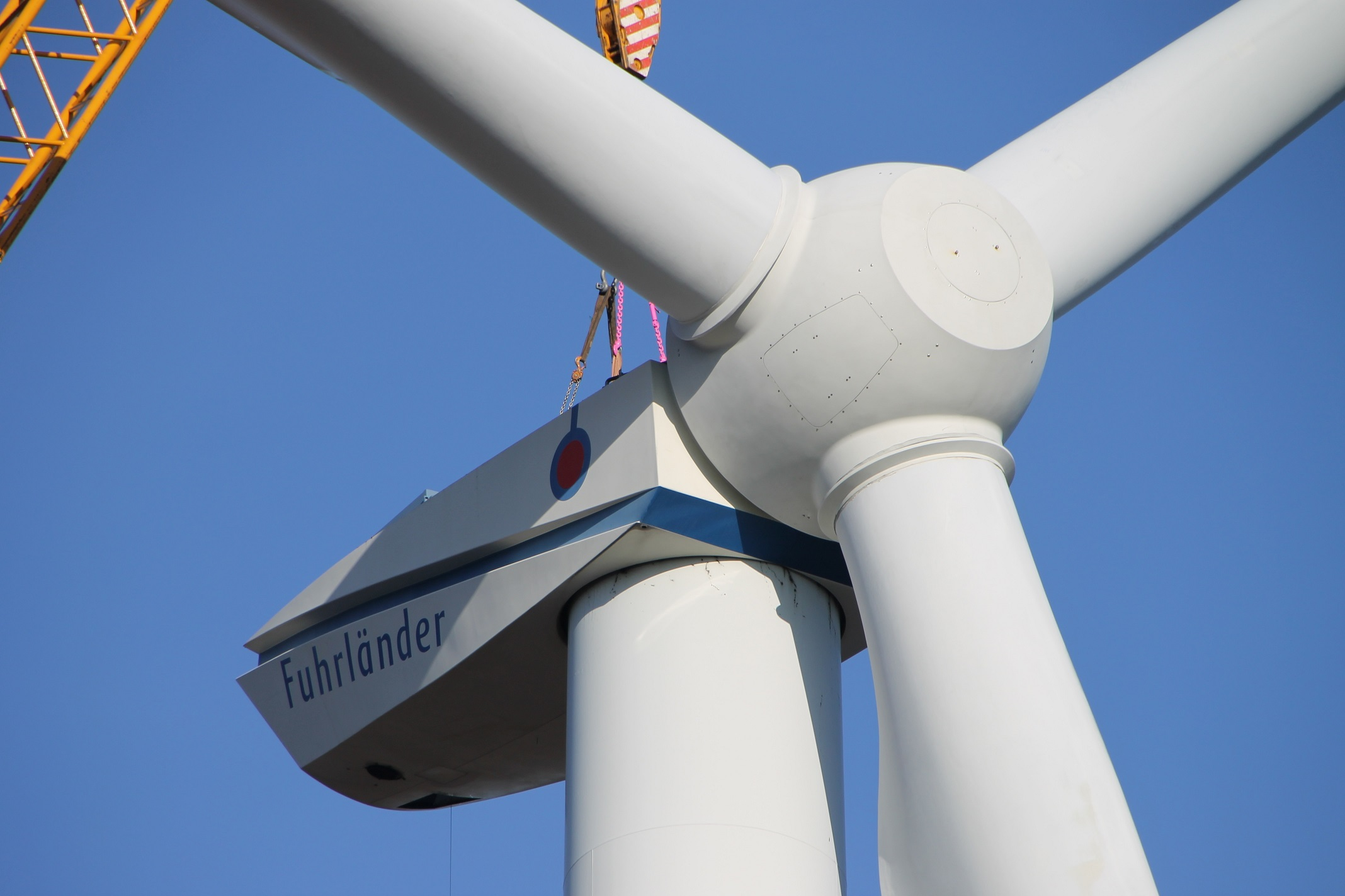 Fuhrlander Windtechnology starts producing 3.2 MW wind turbi