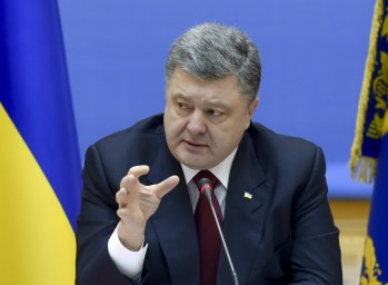 "Poroshenko calls World Football Championship in Russia ""instrument of propaganda"""