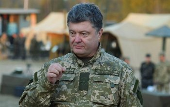 Poroshenko wants to offer restoration of special military courts in accordance with existing world practice