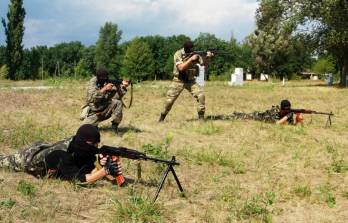Three wounded in 27 enemy attacks on Ukrainian positions in Donbas