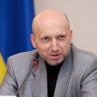 Turchynov assumes duties of supreme commander-in-chief of Ukrainian Armed Forces