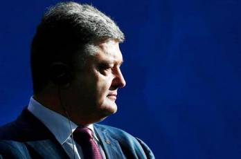 Poroshenko and U.S. Congress delegation coordinate steps for de-occupation of Crimea
