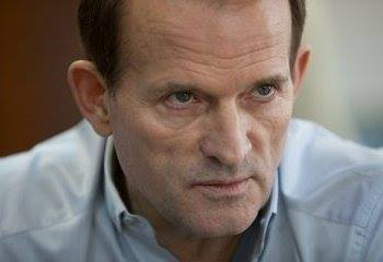 Medvedchuk allies claim 'assassination attempt' in February 2016