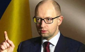 Yatseniuk instructs national air navigation service to tighten control over Russian planes' flights to Syria