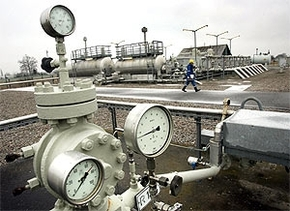 Ukraine raises gas imports by 39% in 11 months